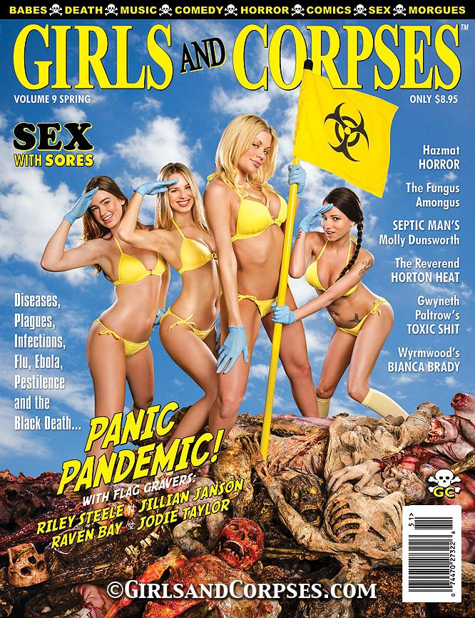 @xxxRiley You dig your cover of Girls and Corpses, mag Riley? Ur spreads inside. Orders here: http://t.co/FVSFTW7HwG http://t.co/gy71dOUkeY