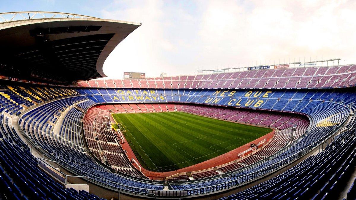 El Camp Nou, sede de la final de la Copa del Rey