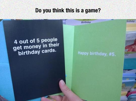 Memes On Twitter Worst Birthday Card Ever Httptbke3bbcokp