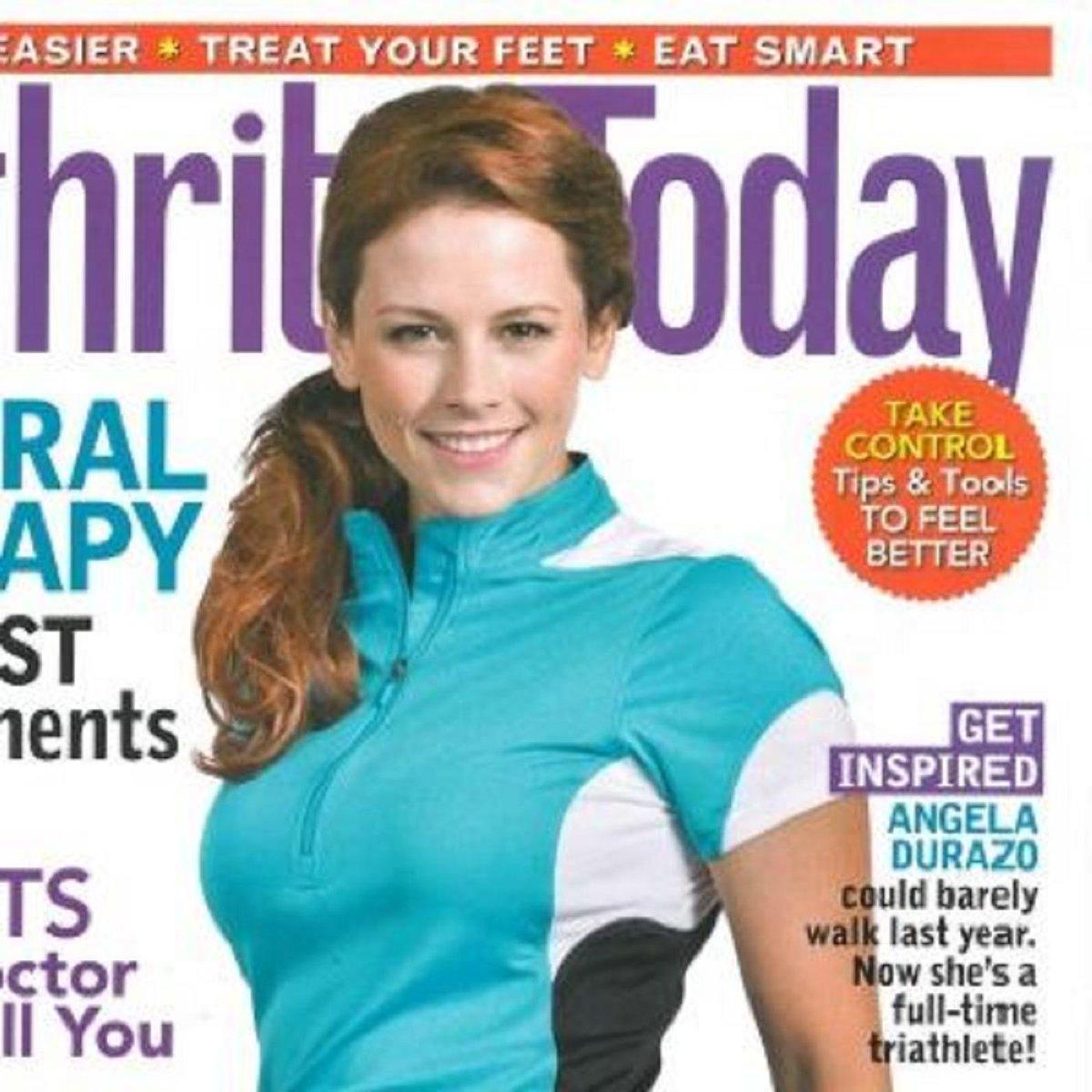 #FF @AngelaDurazo Fmr #Pro #Triathlete #Actress #Model Fighting/Speaking #RheumatoidArthritis. http://t.co/3EQWfBCnQF http://t.co/zq0P181p7n