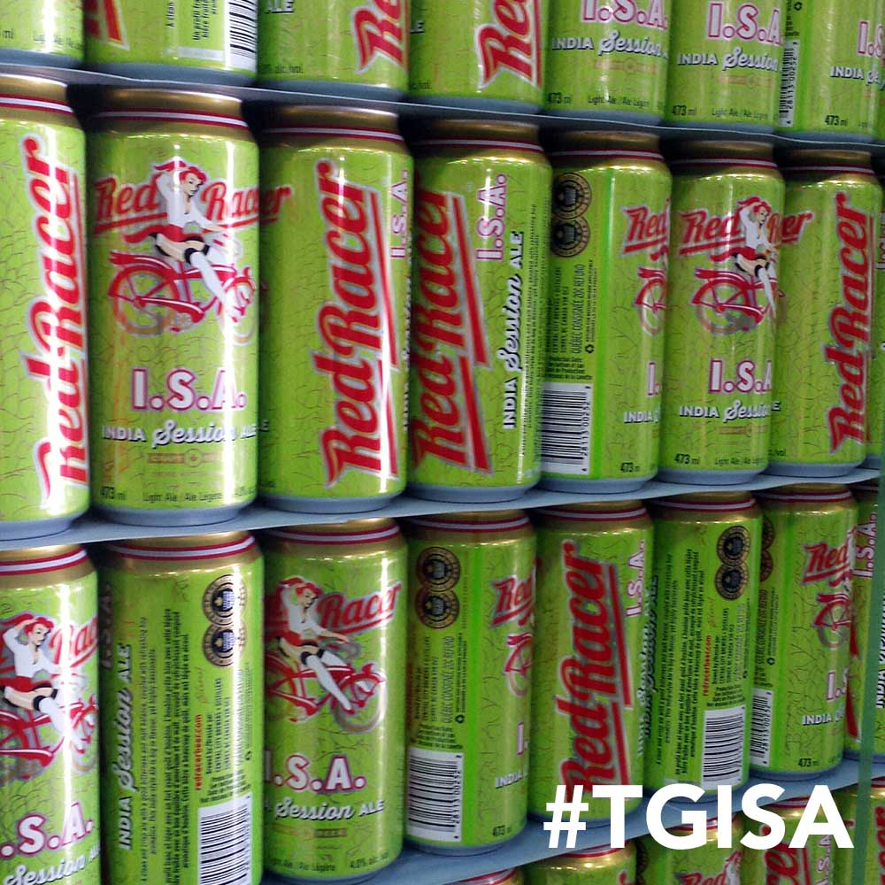 Coming to an LCBO near you this April - Red Racer ISA 473ml. Move over #TGIPA and make room for #TGISA http://t.co/aC3tHURZnm