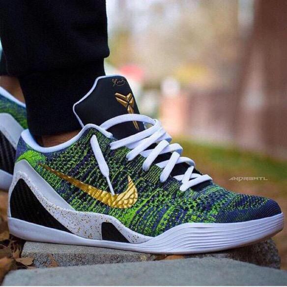 85da6eca12e Nike Shoe Goals On Twitter Sick Custom Kobe 9 S Http T Co