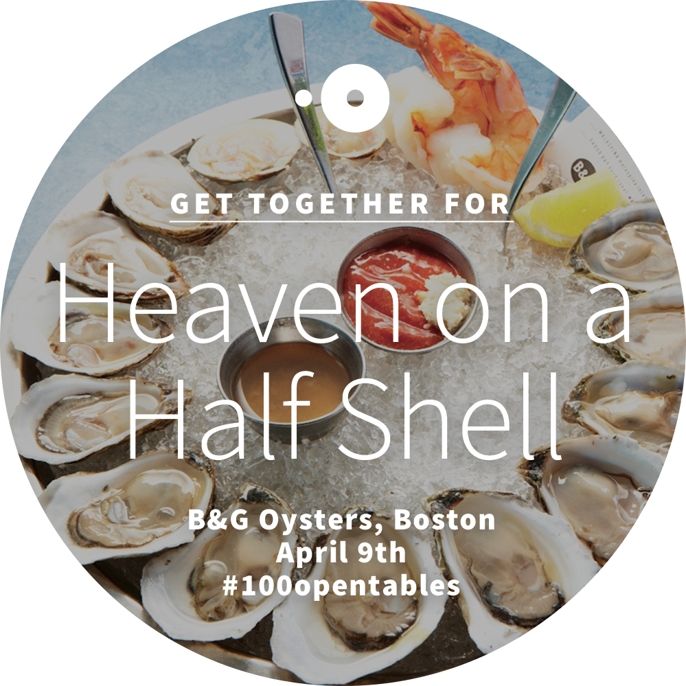 The ideal oyster awaits @BandGOysters. RT for a chance to win. See all #100opentables at http://t.co/6fd6m6G7NZ http://t.co/JO4vc00Yhe