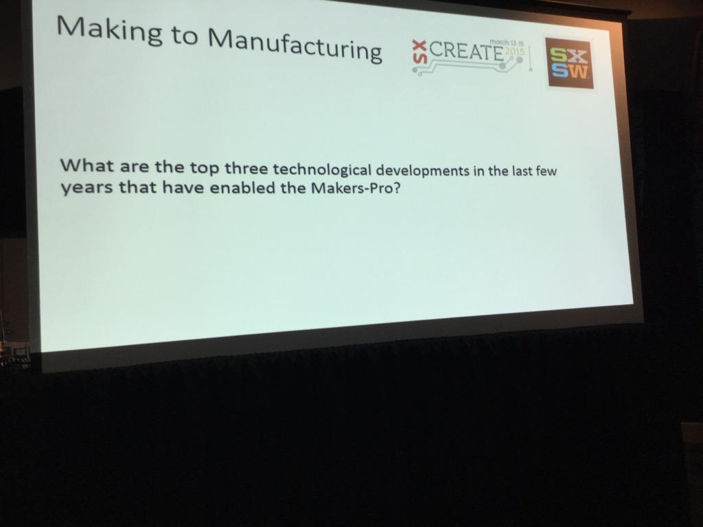 #making2mfg first question @CreateATX @siliconlabs http://t.co/1mOWUeTHR0