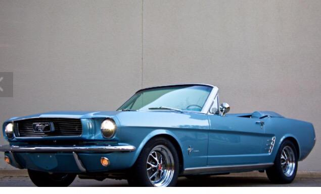 Revology Mustang debuts at Amelia Island Concours http://t.co/n4uIrfB7DK http://t.co/vj9QtOFzT2