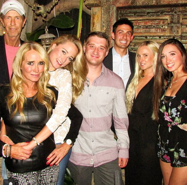 our thoughts are with kim richards and her family at this