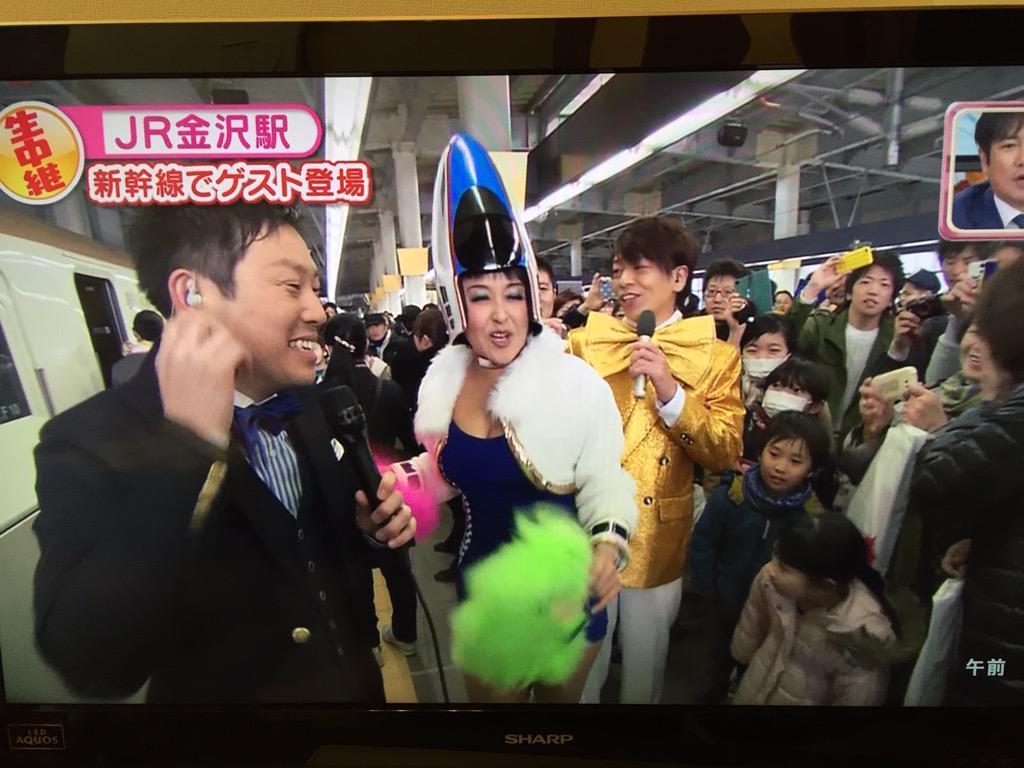 さすがにスペシャルゲスト 岡本夏生は笑ったww http://t.co/h4KmC4AE7S