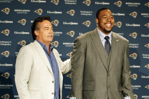 But I am very excited to be a part of the St. Louis Rams now! #RamsNation #WarDamnRams http://t.co/con5jIYBCG