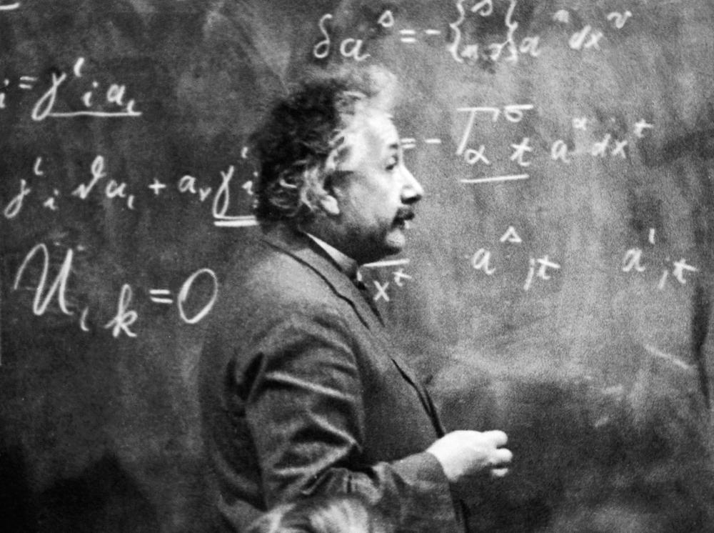 Happy Einstein's Birthday! Find out what's ahead for general relativity at the 100-year mark: http://t.co/jIVtKSoe31 http://t.co/rXojNV2lvU