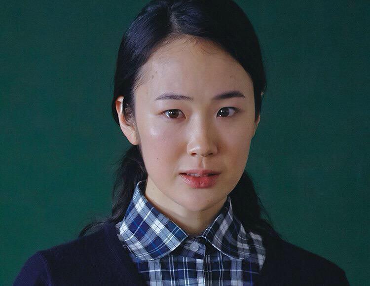 森内恵美子役を演じる黒木華