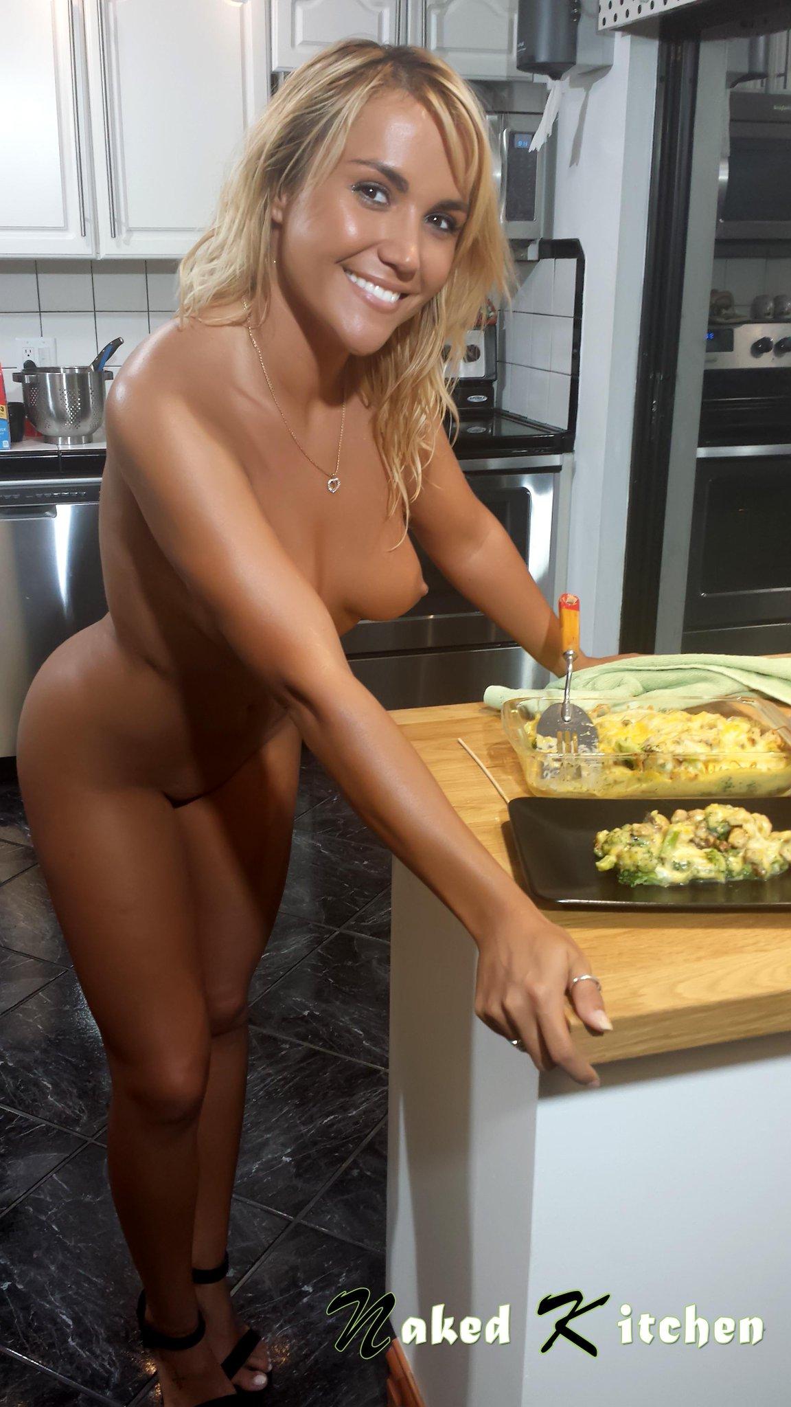 Jenny Scordamaglia Nu De Cuisine En Vidéos -