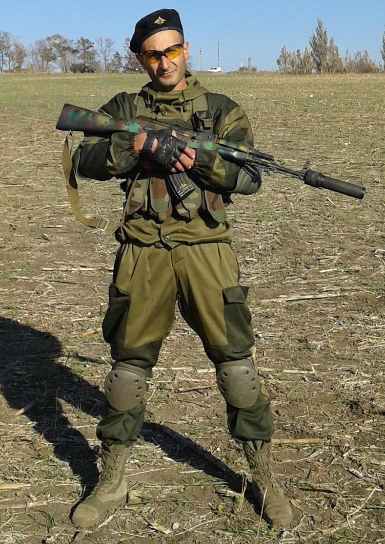45-летний военнослужащий подорвался на фугасе в Станично-Луганском районе, - Москаль - Цензор.НЕТ 2632