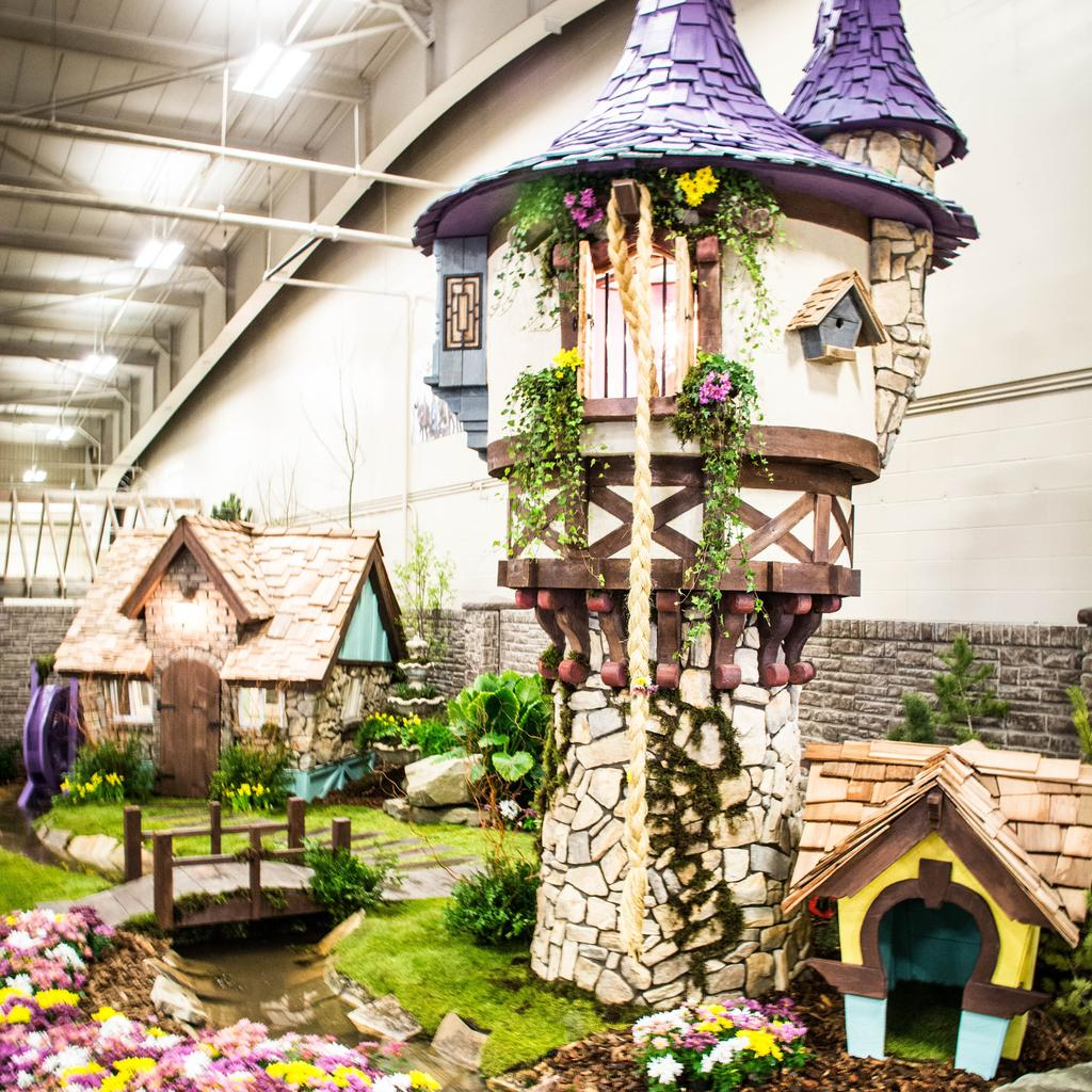 Charmed playhouses on twitter eldoradostone check out for Whimsical playhouses