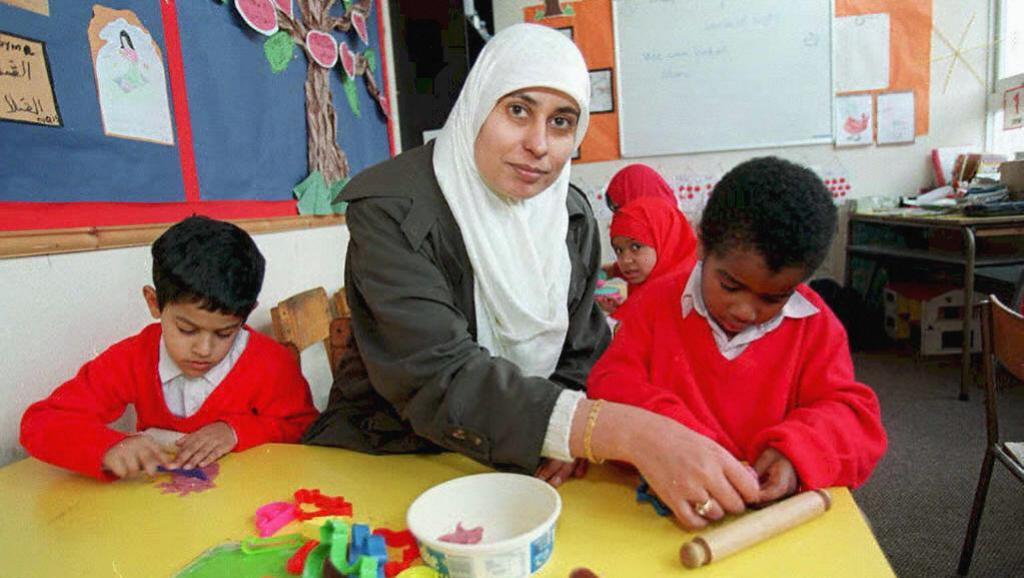 Allemagne: les enseignantes autorisées à porter le voile à l'école http://t.co/gpsVWLywqJ