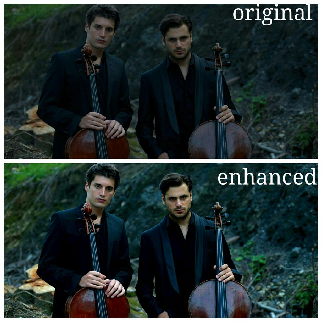 2CELLOS on Twitter: