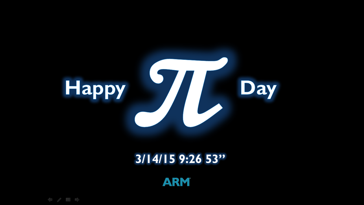 Once In A Lifeπime! RT & share your love for today in 3.14 seconds! #UltimatePiDay #PiDay http://t.co/cUNi7W2hOx