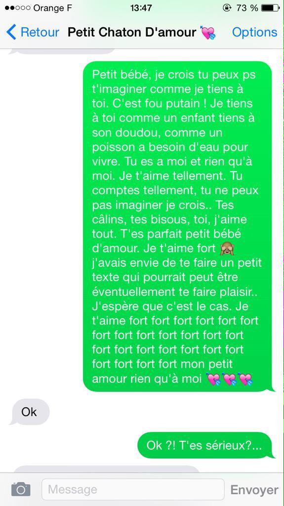 Manon Ballieu At Zainette26 Twitter