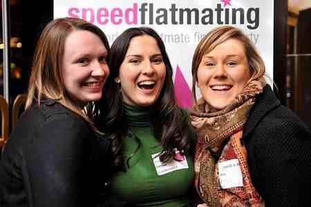 london flatmate speed dating