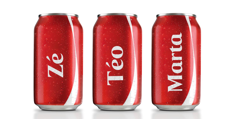 """Coca-Cola Brasil a Twitteren: """"Era grande a fila no teste de elenco do capítulo final. Que outros nomes mereciam virar latinhas de novela? #Imperio http://t.co/aom4gbKajc"""""""