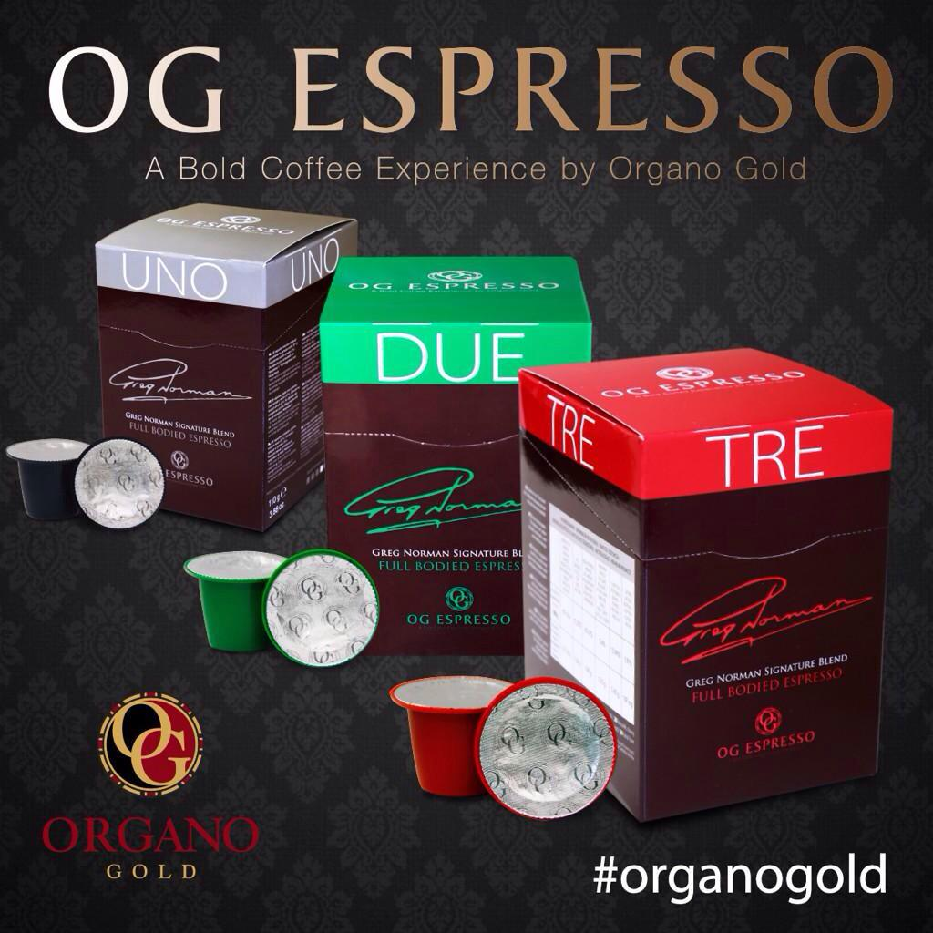 """Info on Twitter: """"You can also buy #OrganoGold capsules ..."""