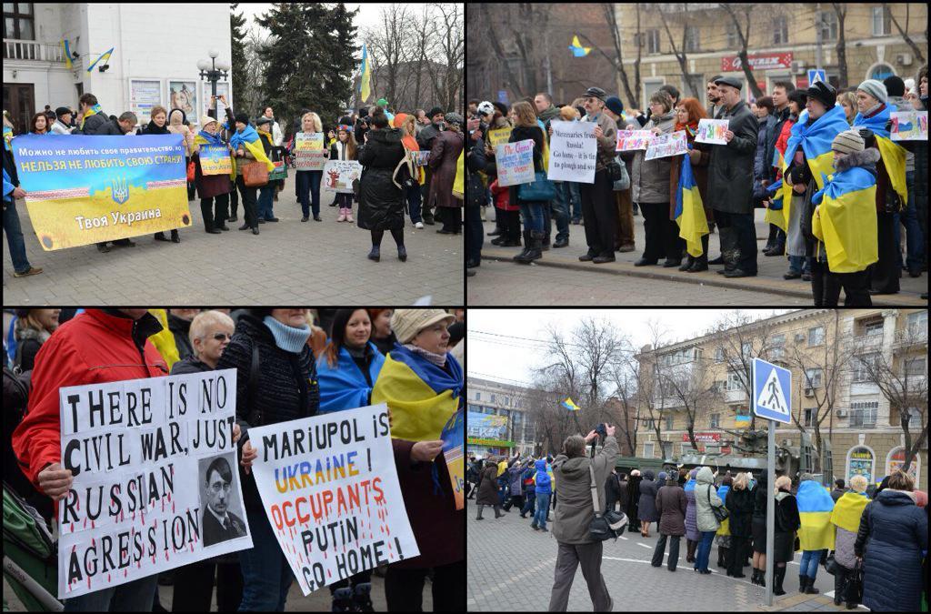 Террористы угрожают наступлением на позиции украинских воинов с целью посеять панику среди населения, - спикер АТО - Цензор.НЕТ 1245