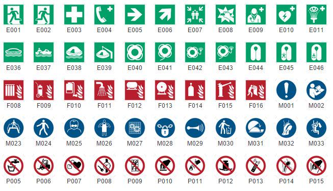 Iso On Twitter Quot Do You Know Your Safety Signs See Full