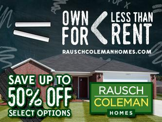 Why Rent when you can Own? @RauschColeman has a great offer for first time buyers http://t.co/vBLdUx9QHS #homes http://t.co/GzkCWCCd7f