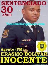 ¡Libertad para Erasmo Bolívar! #PresoPolítico desde 2003 #Venezuela http://t.co/3egAhUHfwt