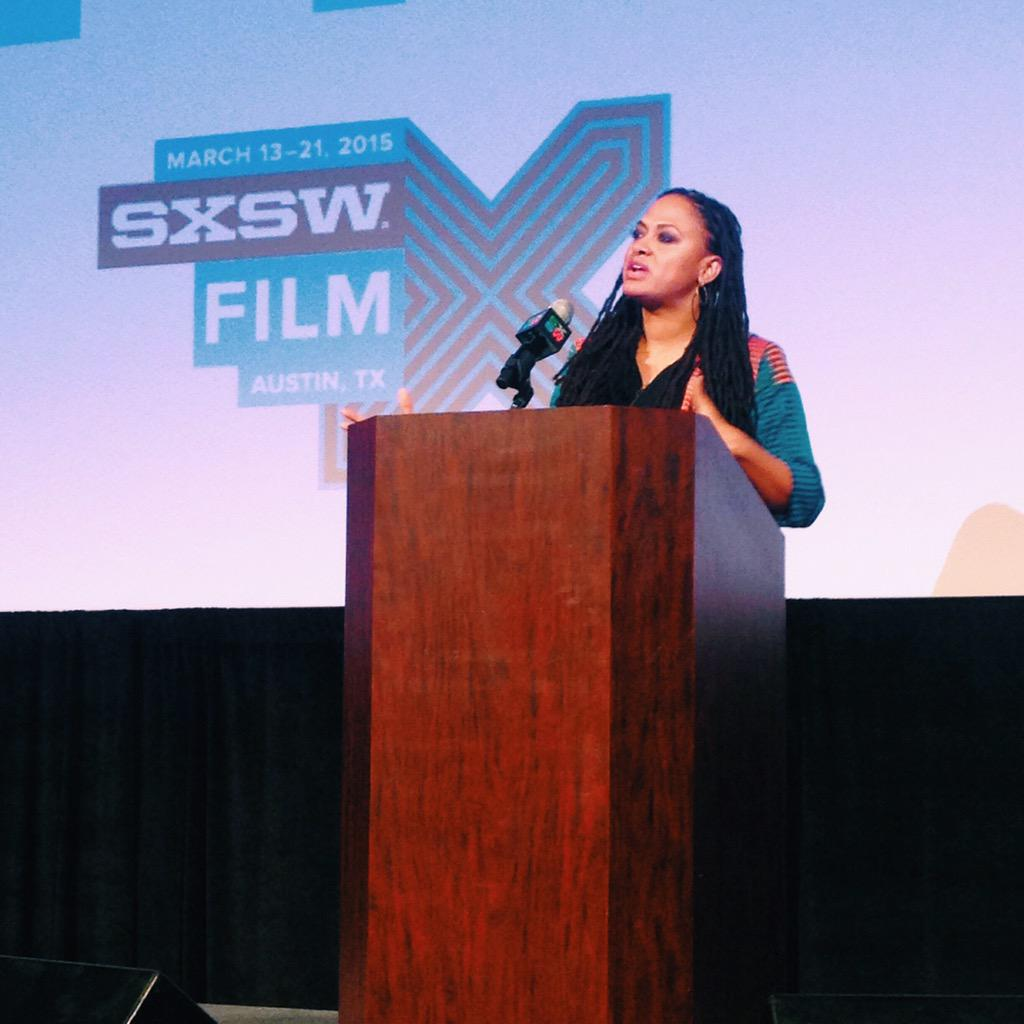 """If your dream only includes you, it's too small."" - Ava DuVernay (@AVAETC) #sxsw http://t.co/Nz7jzriE0E"