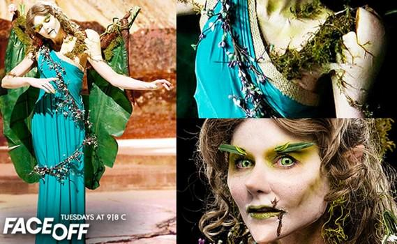 Face Off Fans On Twitter Its At Georgetroesters Earth Fairy From