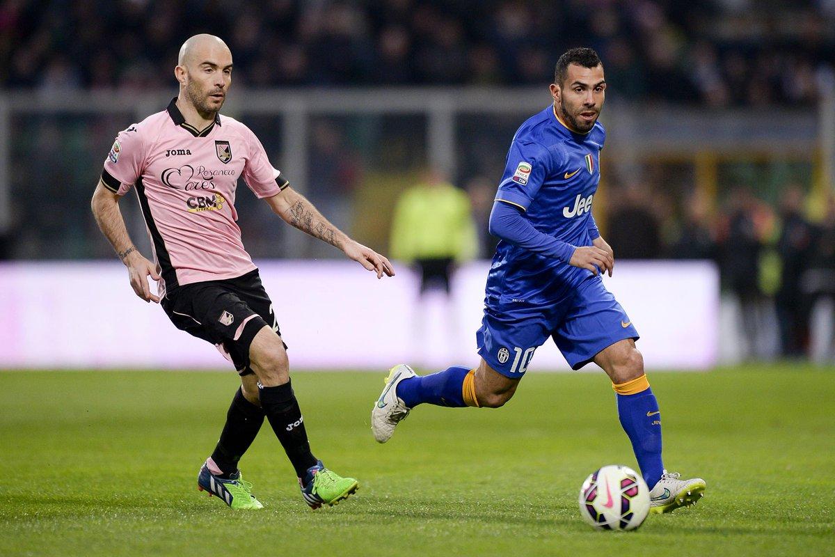 Palermo-Juventus Risultato in DIRETTA Live tempo reale VIDEO GOL highlights anticipo Serie A 27a giornata