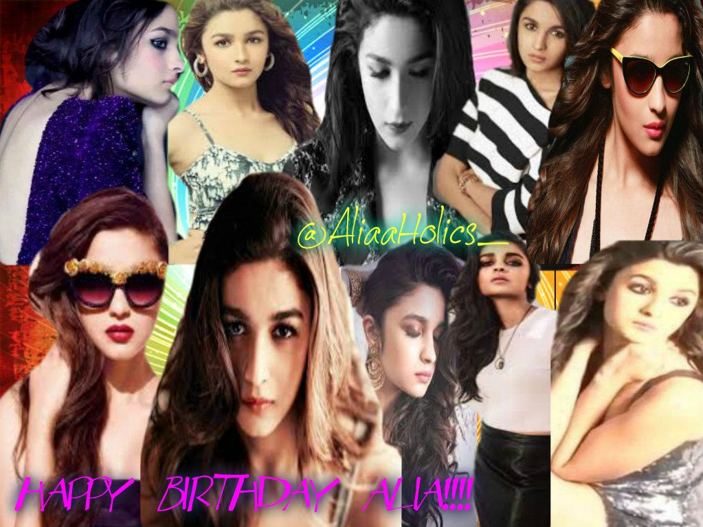 "Alia Bhatt Birthday Hd: AliaaHolics On Twitter: ""On This Grand Day A Grand Wish To"