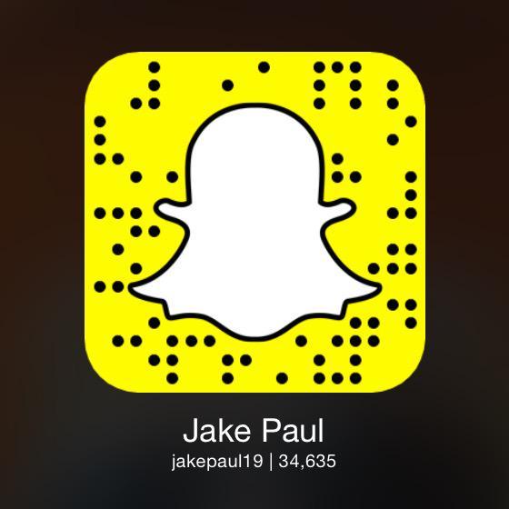 Scannen Sie Snapchat