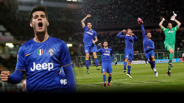 Streaming Palermo-Juventus, la guida per vederla in Diretta TV dalle 20:45 di Oggi