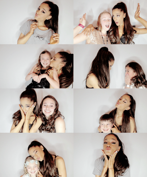 Meet greet goals on twitter ariana grande the honeymoon tour 252 pm 14 mar 2015 2 retweets 1 like b elsa m4hsunfo