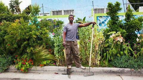 In #LosAngeles, you can now use city land for a free vegetable garden http://t.co/6sITdN99aJ >Thank you @RonFinleyHQ http://t.co/6FPQY8COwv