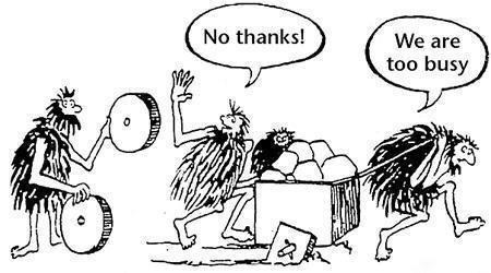 """Marcello VENA on Twitter: """"#Innovation? No thanks we are too busy...  http://t.co/hFPLFQENVx"""""""