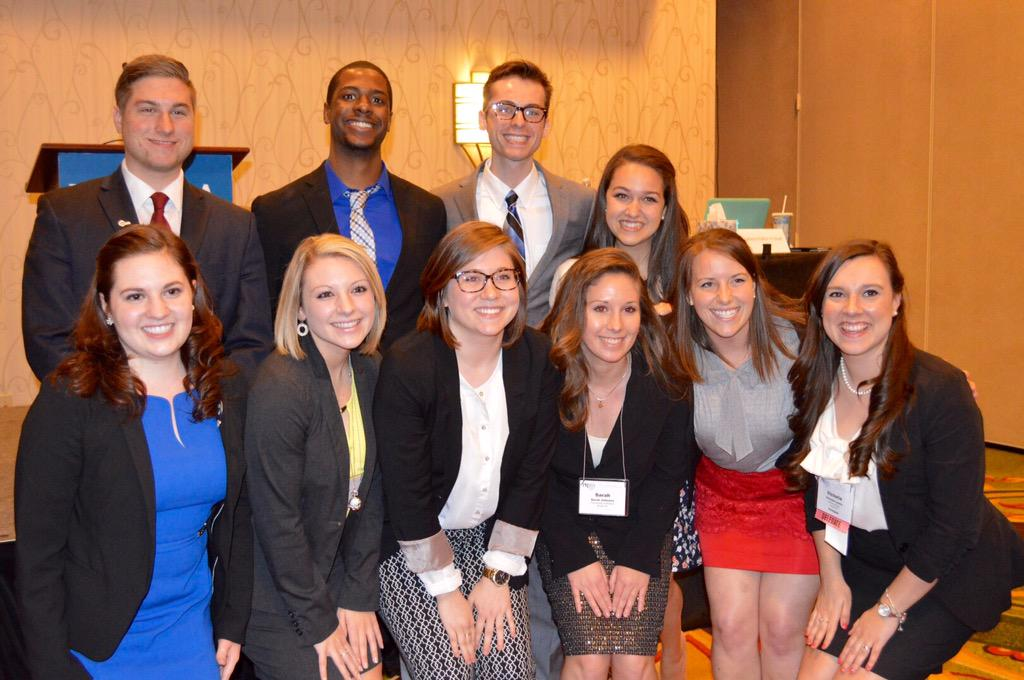 The 2015-2016 National Committee. #PRSSANA http://t.co/jDDmaC1yVy