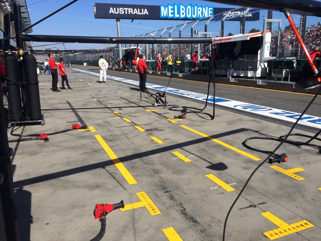 GP de Australia 2015: Carrera en directo - F1 al día