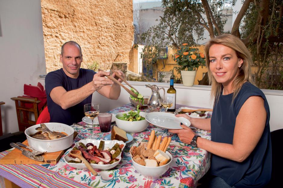 La Grèce n'a pas l'air d'avoir faim...