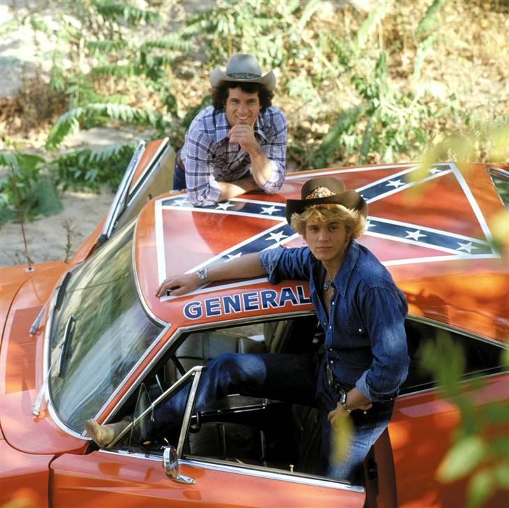 THE SOUTH WILL RISE AGAIN . The Dukes Of Hazzard