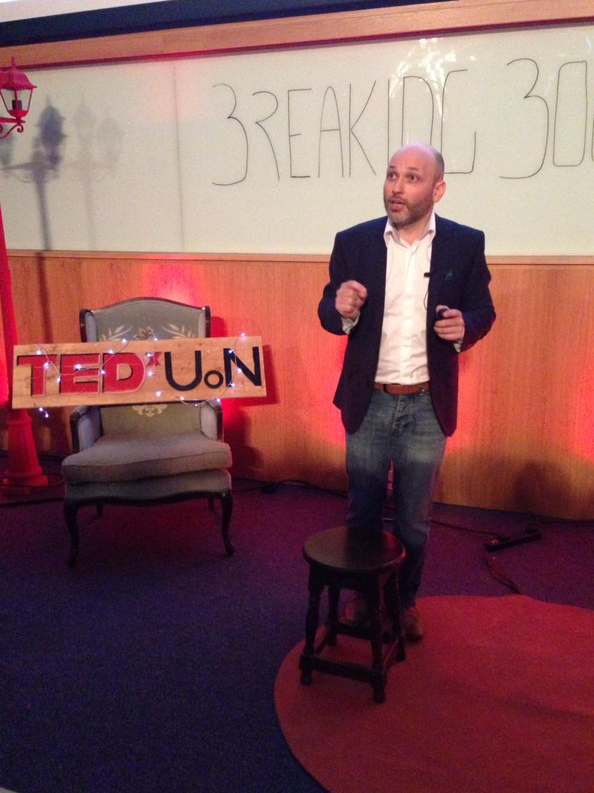 How to prevent genocide: @DrJMSmith giving #TedxUoN talk now http://t.co/pqK4YsLAFu