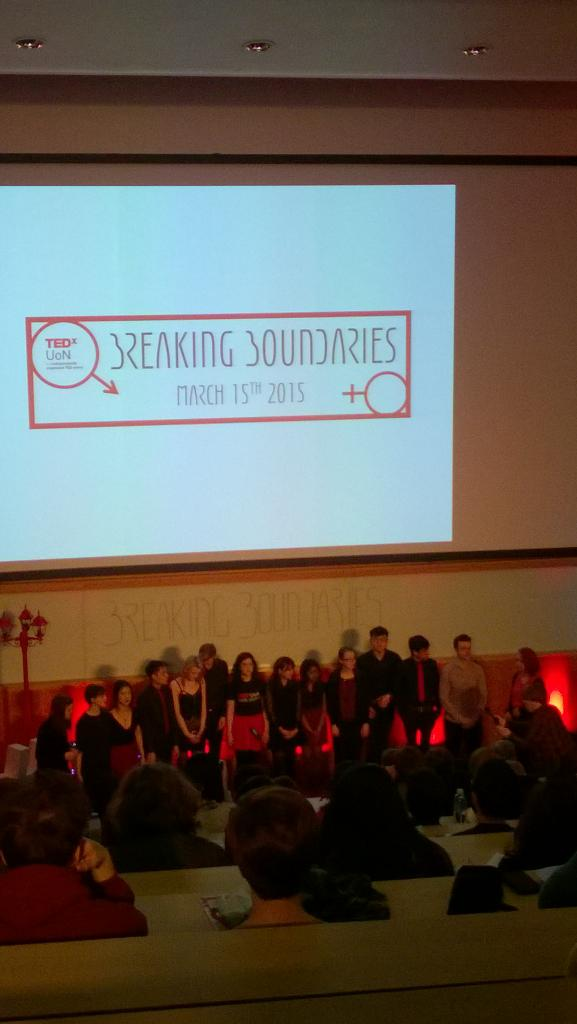 Chordally Invited are our first performance act of the day! #BreakingBoundaries http://t.co/vhcML3yJZw