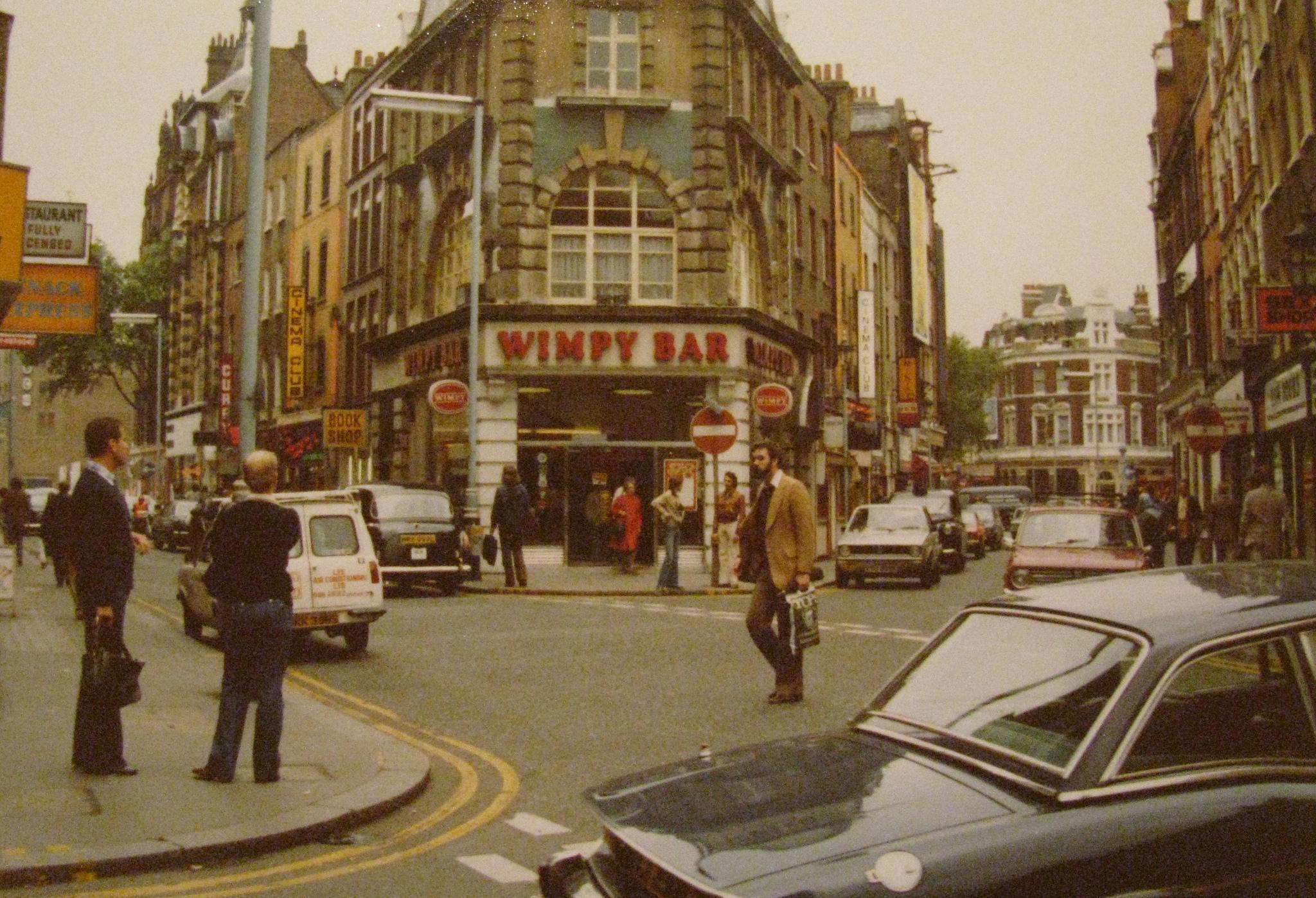 Soho In Pictures