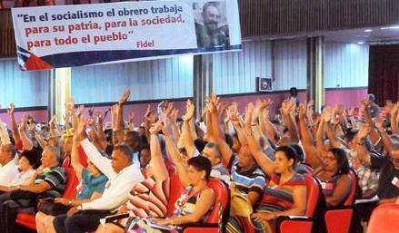 Trabajador Cubano Trabajadores Cubanos de
