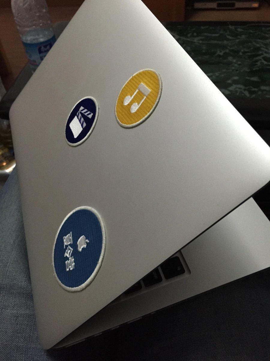 认真考虑要把自用 late2013 RMBP13 256GB/8GB 出了,港版过保,外观无损无故障,贴有零售店夏令营布贴。预售价5288,等我下月买了 MacBook Helium 后交易,若付订金500则总价5000 http://t.co/owBsvcBHbx