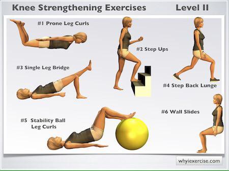 """KONFIDANT1 on Twitter: """"Knee Strengthening Exercises. Your ..."""