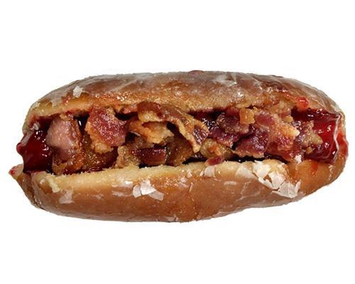 The new Krispy Kreme Donut Dog http://t.co/PvcDAKU52h via @WilmBlueRocks http://t.co/YUp38De1xN