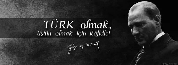 atatürk ve türk olmak ile ilgili görsel sonucu