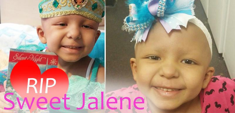 Thanks for inspiring us all Jalene. RIP you sweet princess. http://t.co/2pziQ0OSDx #ShakeItOffJalene http://t.co/FC6YoP2Grb